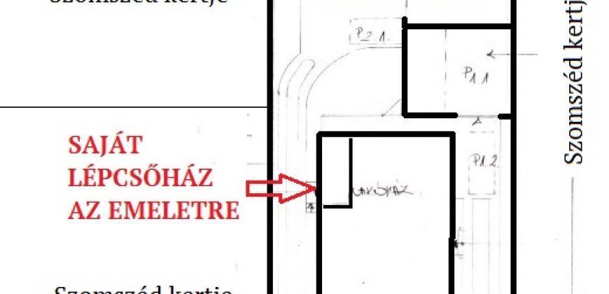 Eladó LAKÁS, Házrész 2600 Vác, Lajostelep (Pest m.) #15475