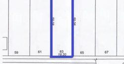 Eladó Építési Telek 8784 Kehidakustány (Zala m.) #14838