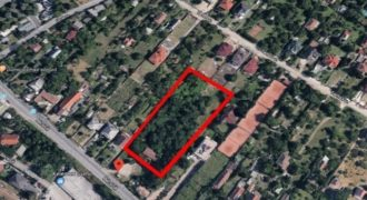Eladó építési telek Budapest III. kerület (Pest m) Regisztrált Vevőinknek #24388
